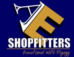 AE Shopfitters Logo
